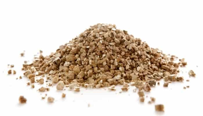 A Pile of Vermiculite