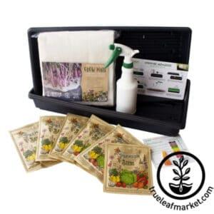 Hydroponic Microgreens Grow Kit